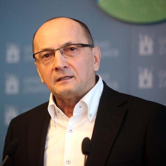 Prof. dr. sc.  MIROSLAV SAMARŽIJA